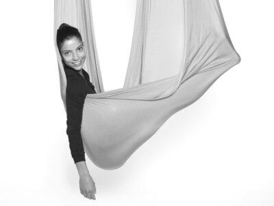 Aerial yoga Studio YourBalance Tiel