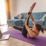 Online Klassiek pilates Studio YourBalance Tiel