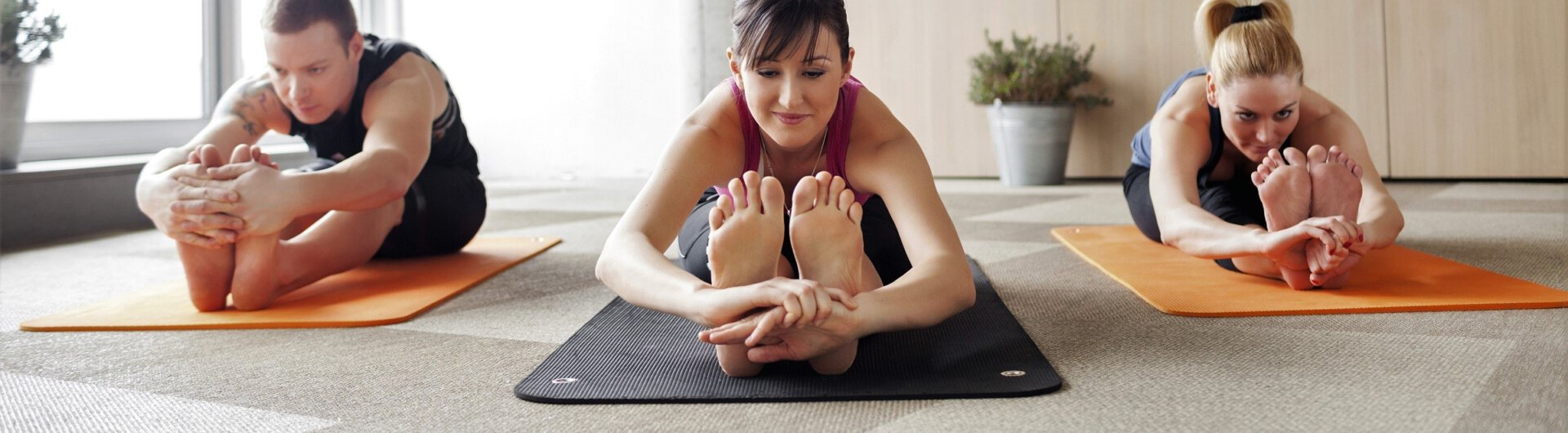 Groepsles Yoga ** Studio YourBalance Tiel